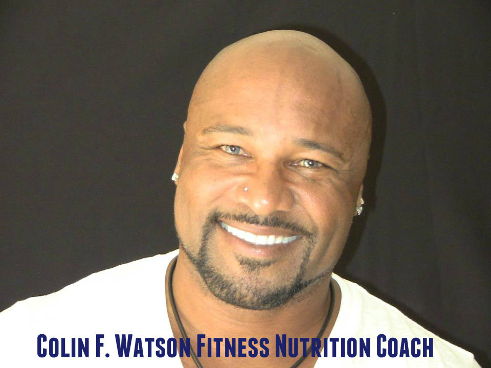 Colin F. Watson's HCG Body for Life!
